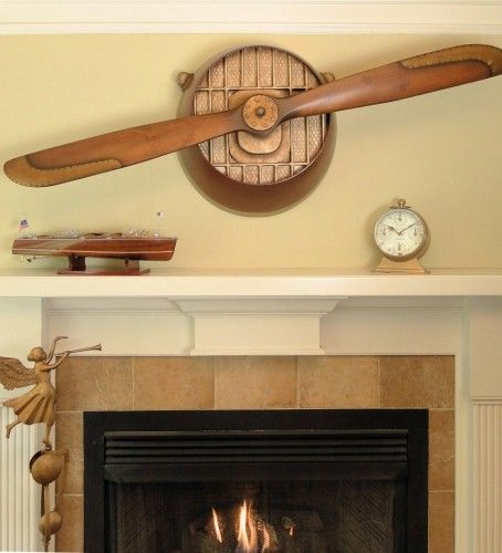 Vintage Aviation Wall Decor : Best ideas about aviation decor on