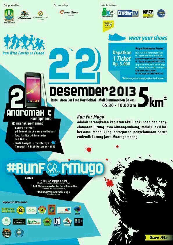 #RunForMugo