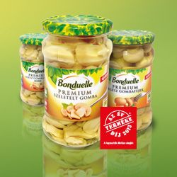 Krumplinudli gombás raguban (Gnocchi di Patate al Ragú di Funghi)