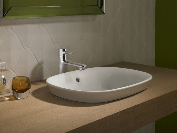Toto Maris Semi Recessed Vessel Lavatory Sink Bs44 Bathroom Pinterest Products Lavatory