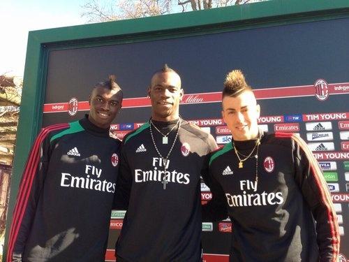 AC Milan Boys -- Football | Tumblr