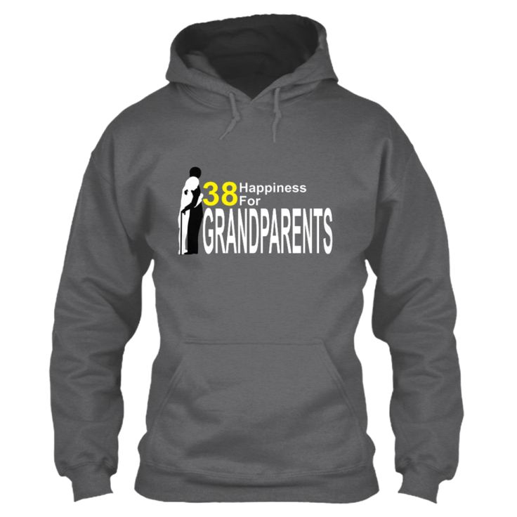 """My T - shirt on Teespring """"38 Happiness For Grandparents"""""""