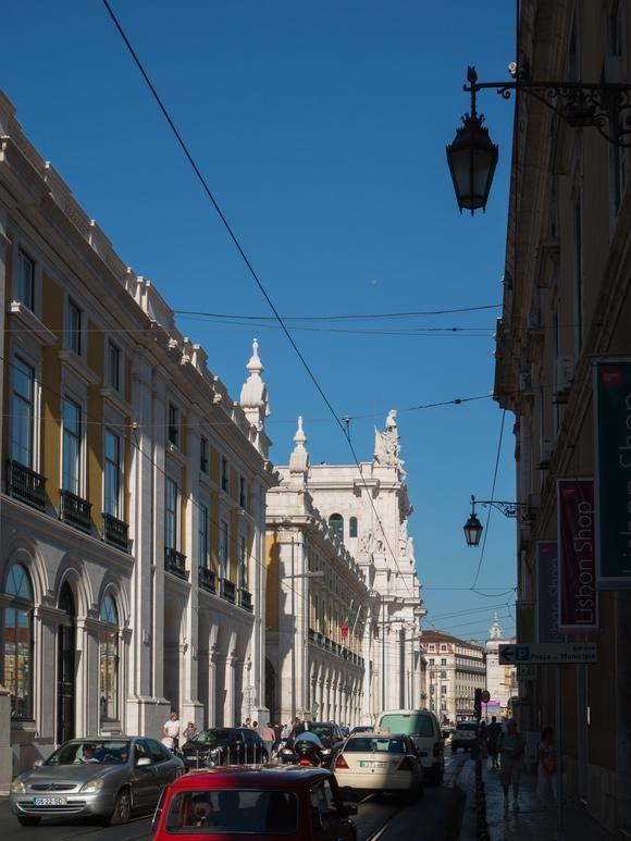 The Lisbon light