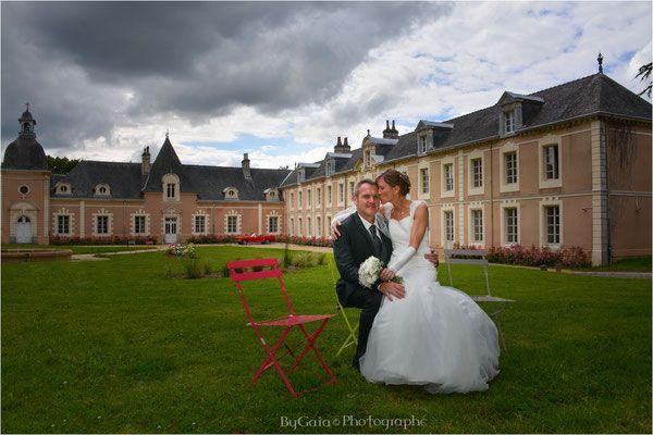 Photo mariage romantique Iffendic Domaine de la chasse bygaia photographe rennes saint malo Galerie photos mariage - Photographe mariage rennes judith gouebault