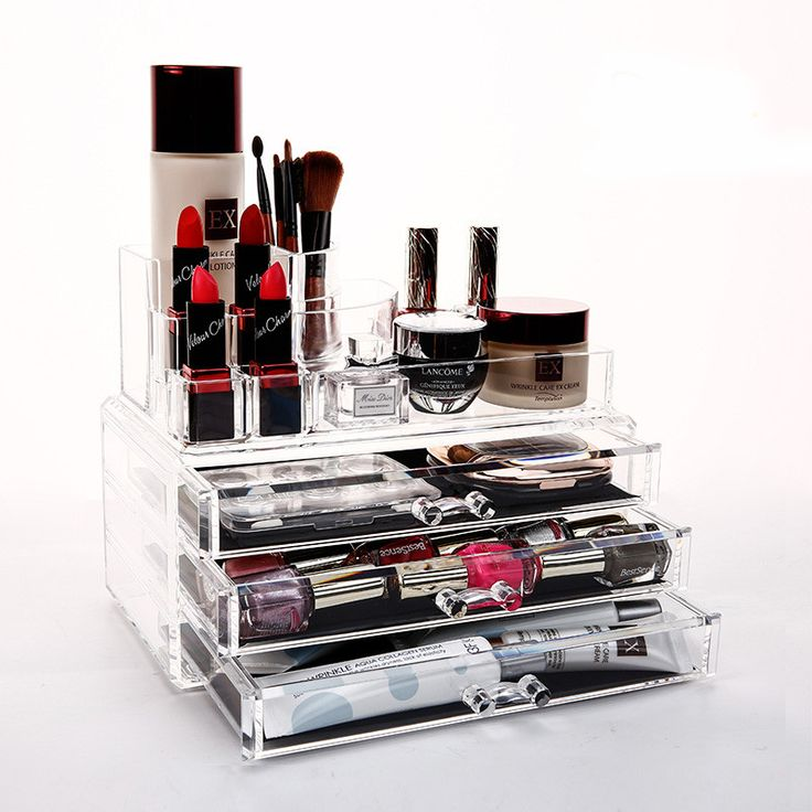 There are many products like Acrylic Makeup Or... to choose from. Check it out here! http://www.maneandthread.com/products/acrylic-makeup-organizers?utm_campaign=social_autopilot&utm_source=pin&utm_medium=pin