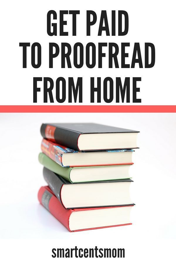 Start Proofreading Jobs From Home To Earn Extra Money You Can Start A Lucrative Business As A Proofreader Find Everything You Need To Kn Biz Ideas Onlin