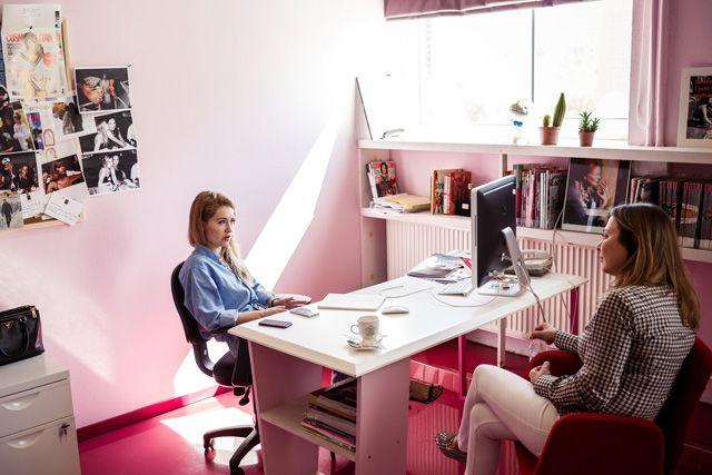 Интервью с новым главным редактором Cosmopolitan