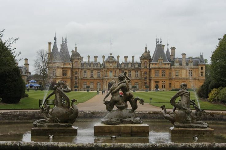 Waddesdon Manor...simply stunning and so much to see and do!