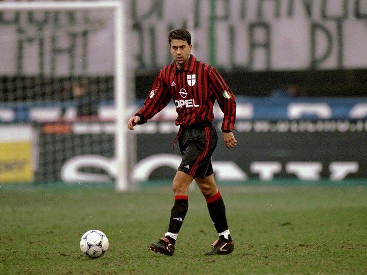 Costacurta. AC Milan.