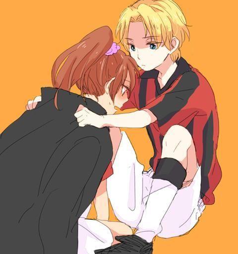 Erika and Aoto