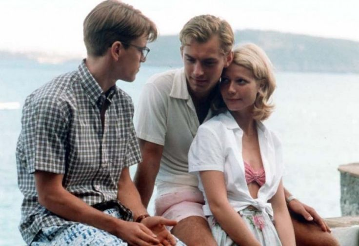 The Talented Mr. Ripley Movie Style: Tom Ripley & Dickie Greenleaf in 1950s Mens Styles