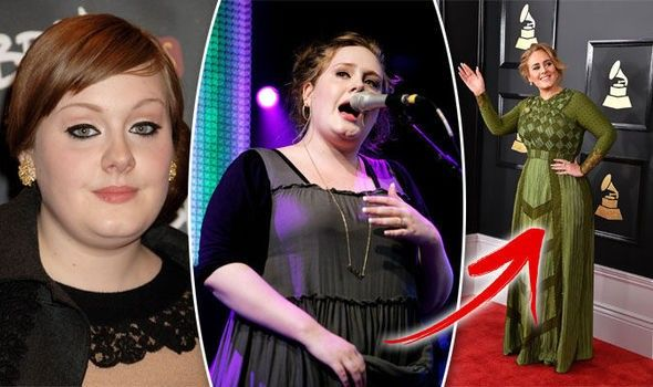 Cutting Out One Thing in Her Diet Transformed Adele's Body