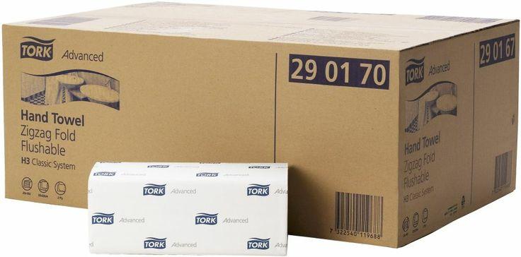 Prosoape profesionale de hartie, 2 straturi, 15 pachete/bax.