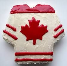 Image result for canada day cake