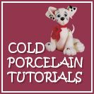 Cold Porcelain Tutorials: How to Make Cold Porcelain Without Cooking