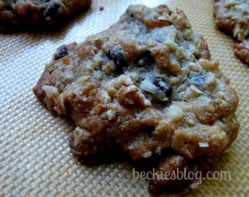 Carolina inn cookie recipe
