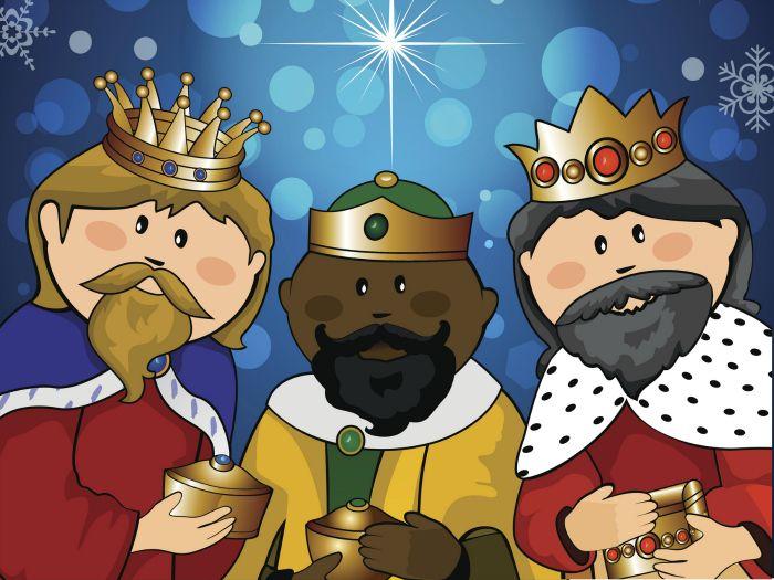 Tres Reyes Magos Dia De Los Reyes Magos Dia De Reyes Feliz Dia De Reyes