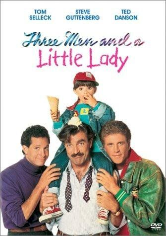 3 Men and a Little Lady 1990