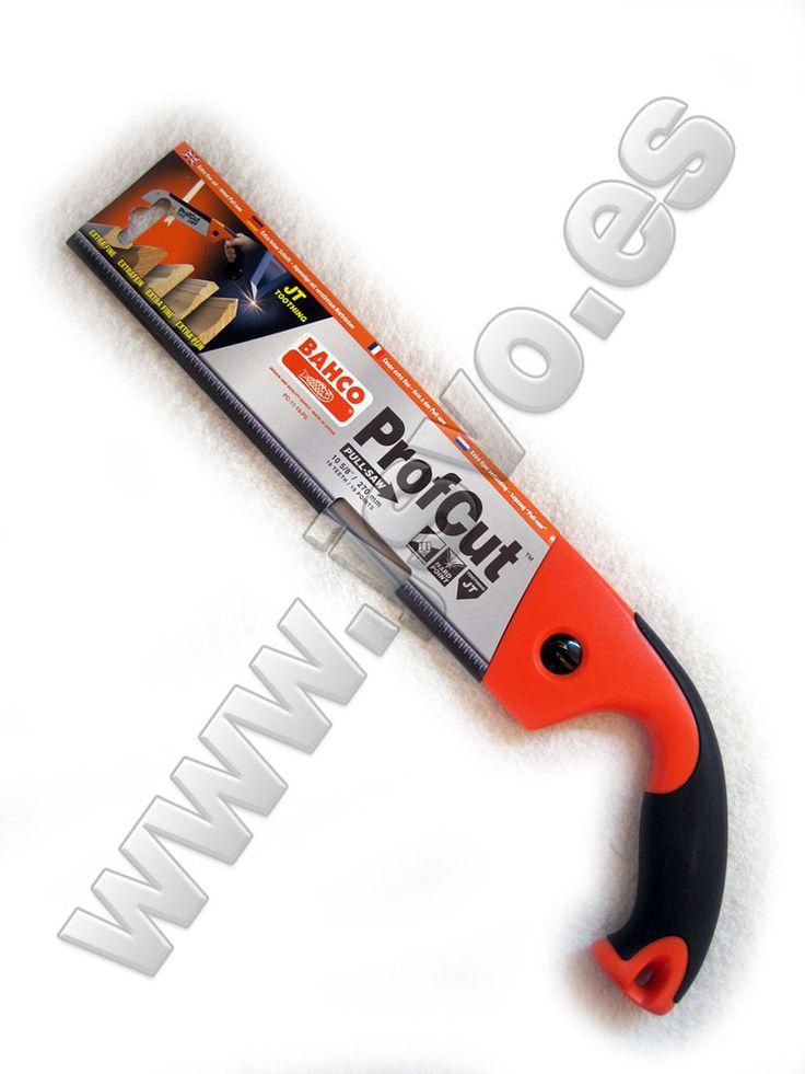 Serrucho de costilla Bahco PC-11-19-PS #herramientas #bricolaje #taller #BAHCO
