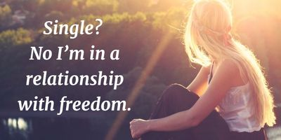 - Funny Single Quotes to Make You Love Single Life - EnkiQuotes