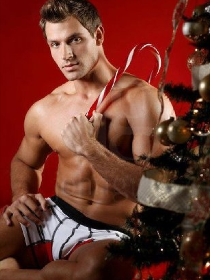 from Ryan gay christmas hunk