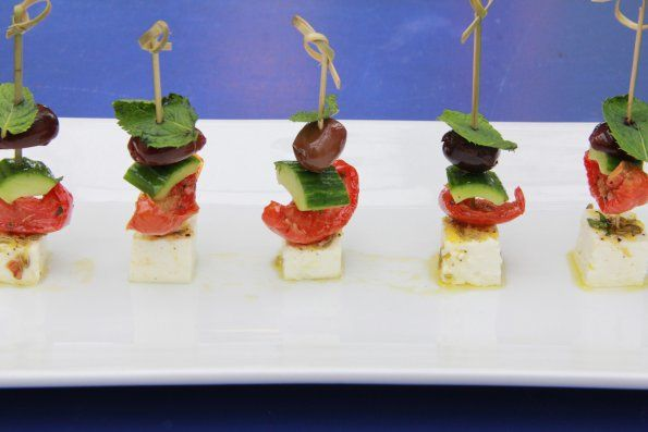 Canapes ballymaloe cookery school pinterest showers for Italian canape ideas