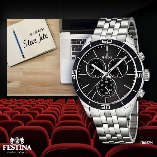 #PrimaVisione: questa sera esce l'attesissimo «Steve Jobs» in tutte le sale! Andrete a vederlo?