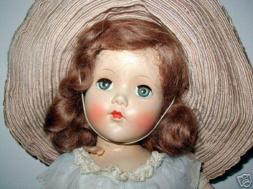 Vintage Plastic Dolls 56
