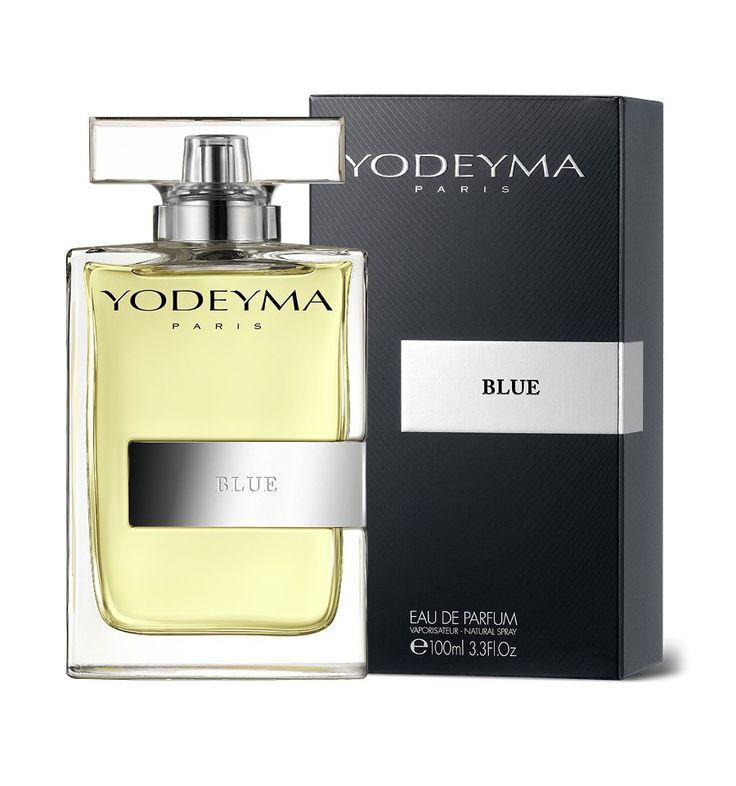 Yodeyma BLUE Eau de Parfum 100ml  Profumo Uomo - Lucky Store -