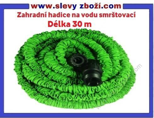 Zahradní hadice pro Vaši zahradu Zdroj : www.slevyzbozi.com