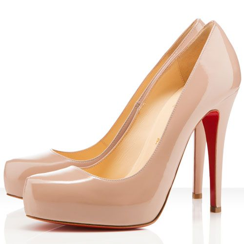 Buy New Arrival Christian Louboutin Rolando Patent Leather Pumps Nude from  Reliable New Arrival Christian Louboutin Rolando Patent Leather Pumps Nude  ...