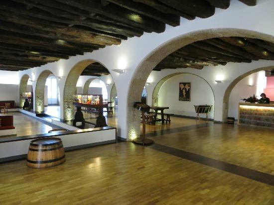 Inside Ramos Pinto, Porto Wine
