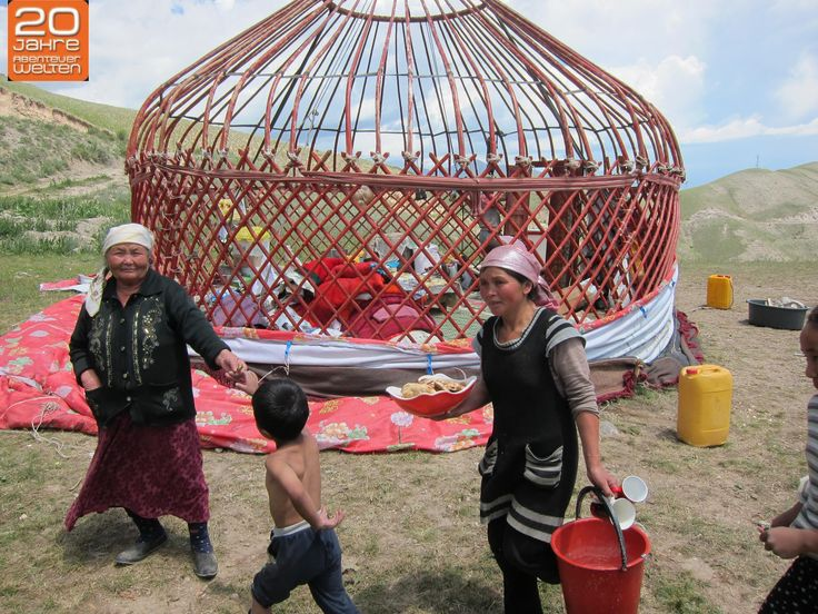 Kirgisistan Jurte