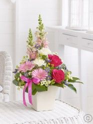 Happy Birthday Summer Elegance Arrangement