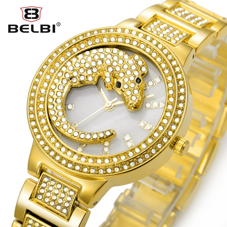 2016 Belbi Women Watch Ladies Fashion Alloy Quartz Watches Luxury Quartz Watch Rhinestone lizard Dial Dress Wristwatch Relojes-in Women's Watches from Watches on Aliexpress.com | Alibaba Group