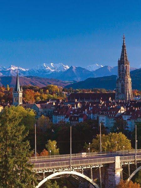 Bern * Capital of Switzerland