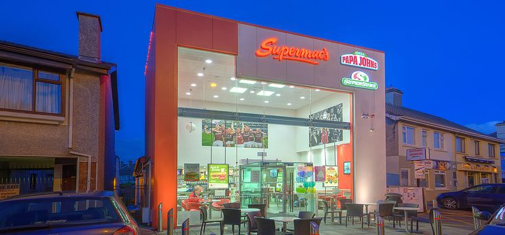 Supermacs Newcastle Road Galway