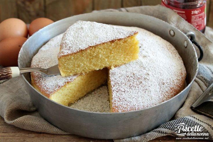 Torta margherita ricetta e foto