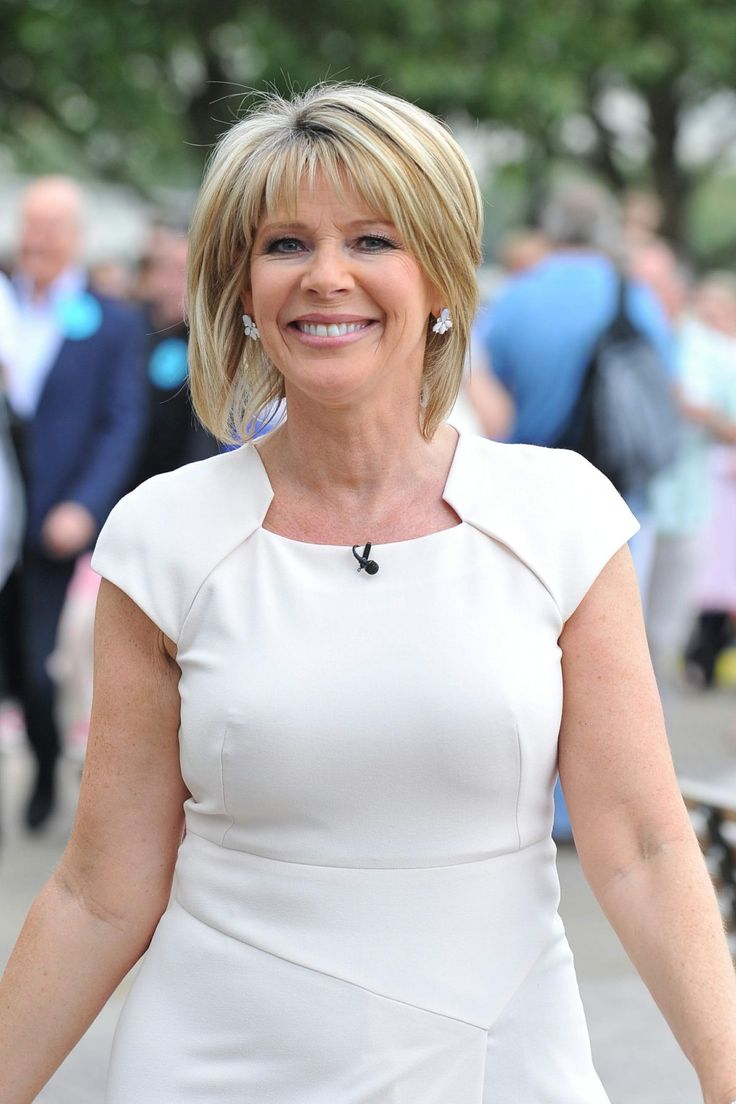 pictures of ruth langsford | RUTH LANGSFORD at This Morning Show in London 07/25/2016 - HawtCelebs ...