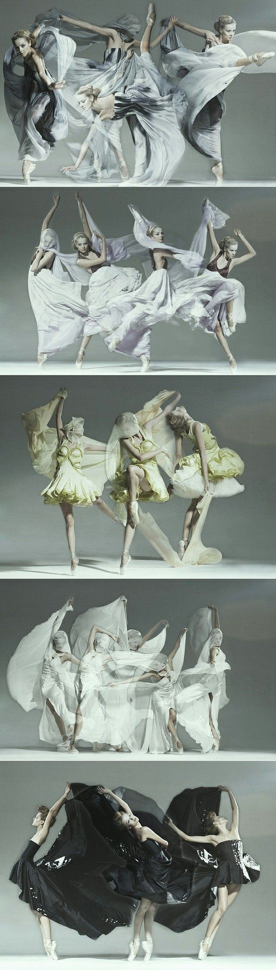fabric. ballet.