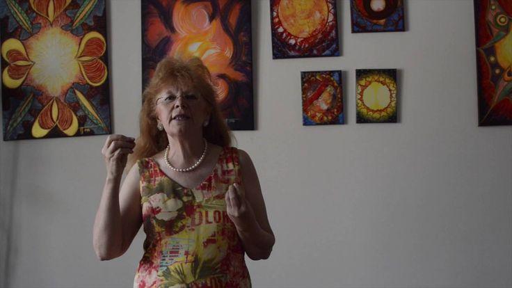 Energetické obrazy. Proč maluji? Why I paint?