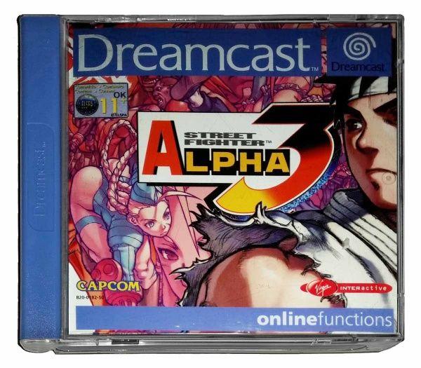 Buy Street Fighter Alpha 3 Dreamcast Australia