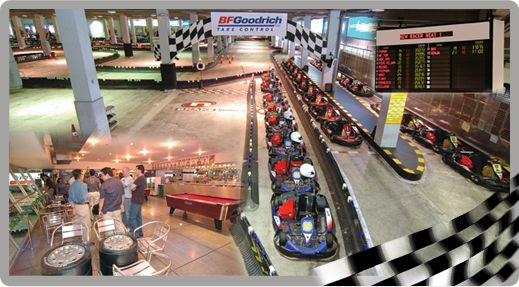 Outdoor Go Kart Racing In Long Island