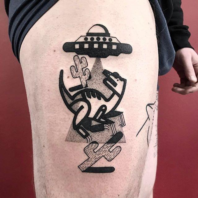 #Atacama at @builtstrong.tattoo thanks Kristen. Appuntamenti disponibili a Milano marzo/ aprile, info e prenotazioni 📩 info@lucafont.com #awholelotless #tttism #contemporarytattooing #lucafont #tattooitalia #milanotattoo