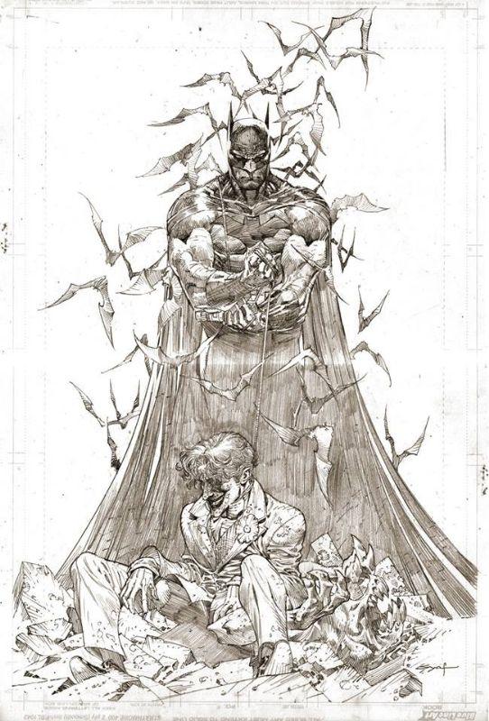 Batman vs Joker by Ardian Syaf