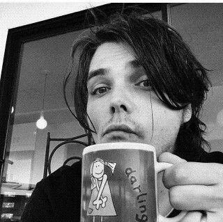 Quisiera ser el Café bb para que me tomes siempre
