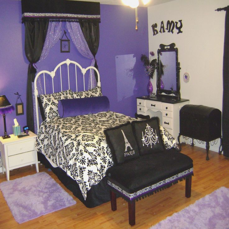 Awesome Royal Purple Bedroom Ideas Check More At  Http://maliceauxmerveilles.com/