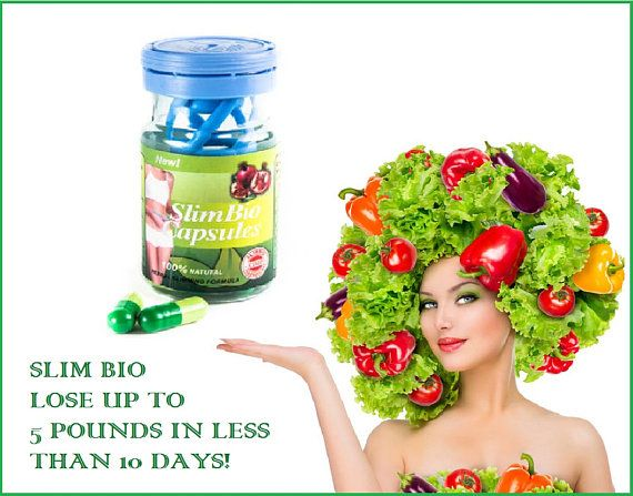Slim Bio Herbal Weight Loss dietary supplements