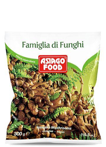 Famiglia di funghi 300g - Asiago Food