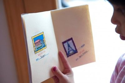 make your own passport template - passports for kids printable children diy pinterest